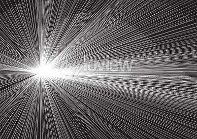 Fototapeta Světlo