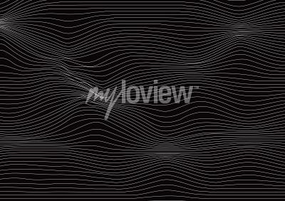 Fototapeta Vlny