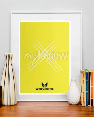 Fototapeta Wolverine