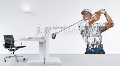 Fototapeta Tiger Woods