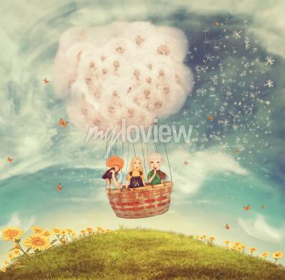 Bublina s kouzelná