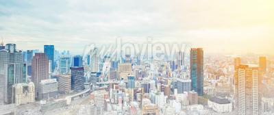 Fototapeta Asie Obchodní koncept pro realitní a firemní výstavbu