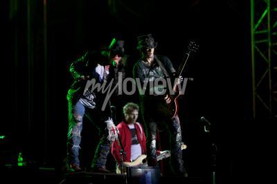 Fototapeta Guns N 'Roses vystoupí na hudebním festivalu EXIT 2012