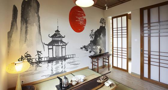 Interiér v japonském stylu: 6 kroků k aranžaci plné harmonie
