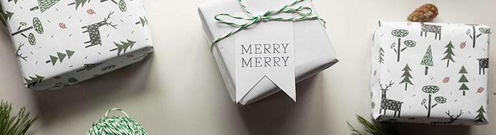 Vánoční dárek  dárková karta