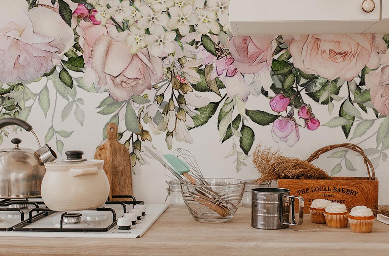Fototapeta jarní květiny