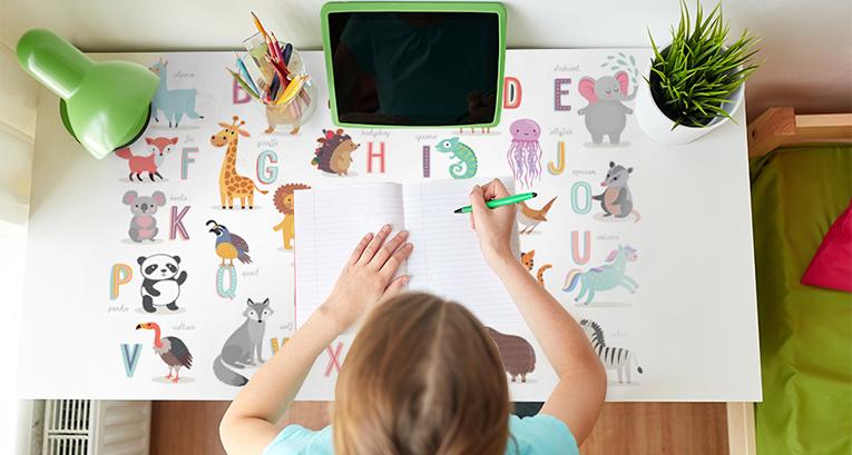 Ideální pokoj k učení pro dítě i teenagera? Napovíme, jak ho zařídit!
