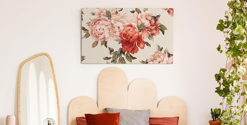 Obraz rozkvetlé květiny
