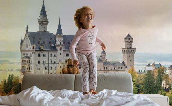 Fototapeta architektura – hrad v Německu