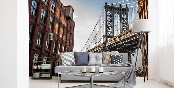 Fototapeta architektura New Yorku