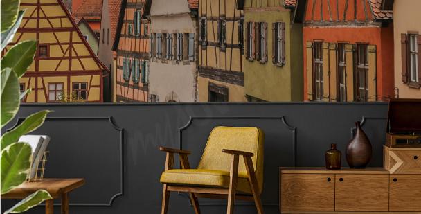 Fototapeta bavorská architektura