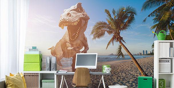 Fototapeta dinosaur 3D
