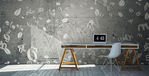 Fototapeta do kanceláře beton