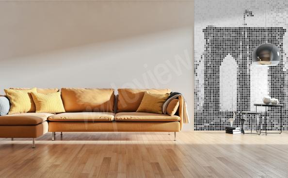 Fototapeta do obývacího pokoje most