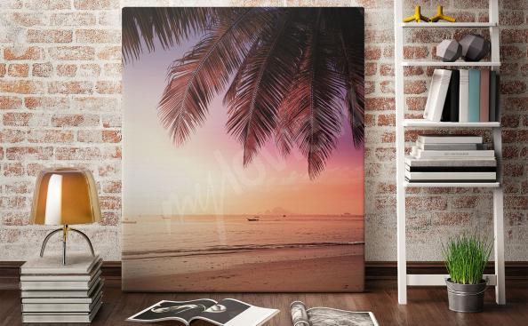 Fototapeta exotické pláže
