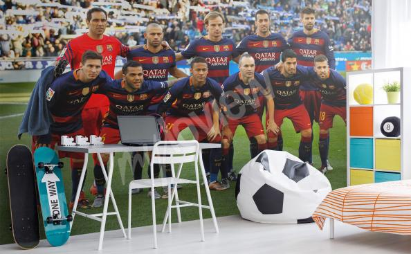 Fototapeta FC Barcelona