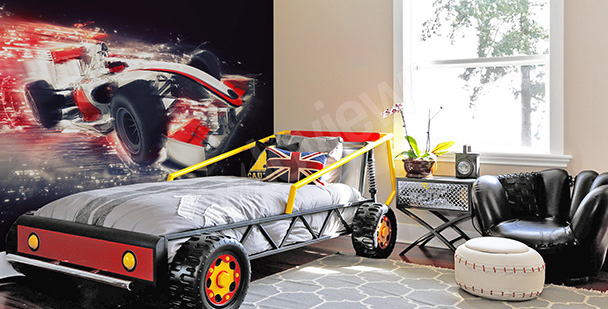 Fototapeta Formule 1