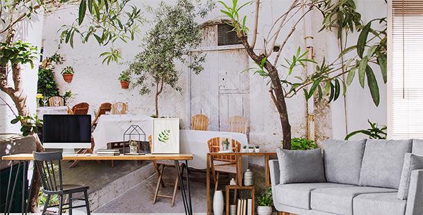 Fototapeta italská kavárnička