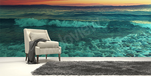 Fototapeta moře a vlny