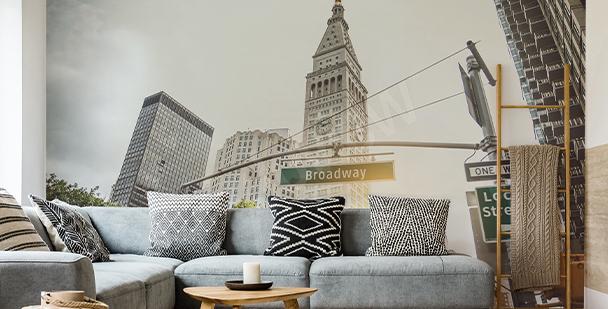 Fototapeta New York do obývacího pokoje
