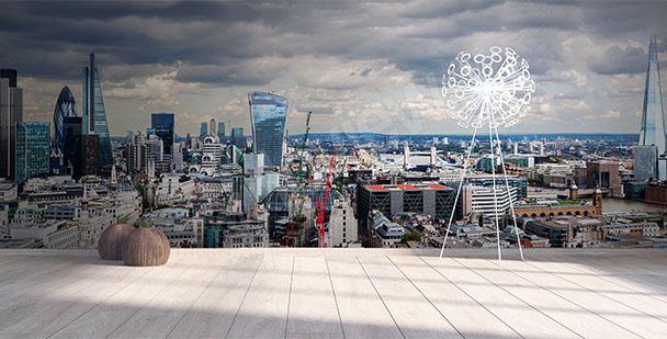 Fototapeta panorama Londýna