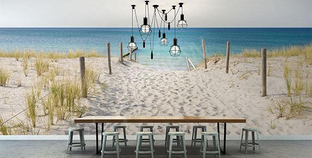 Fototapeta pláž a moře