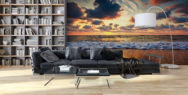 Fototapeta pláž do obývacího pokoje