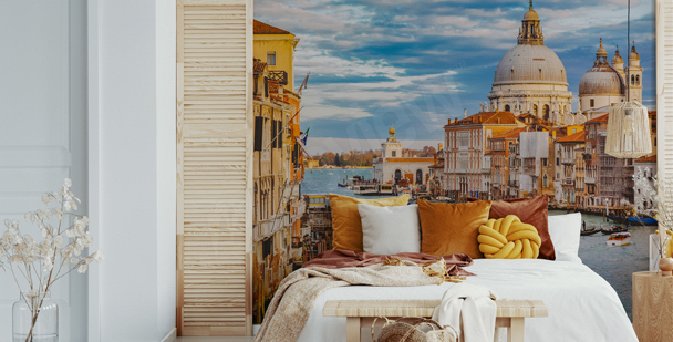Fototapeta Benátky do ložnice