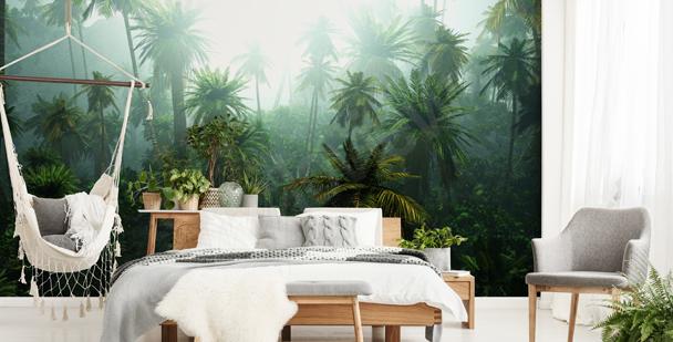 Fototapeta příroda v džungli