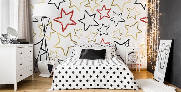 Fototapeta pro holčičky: hvězdy