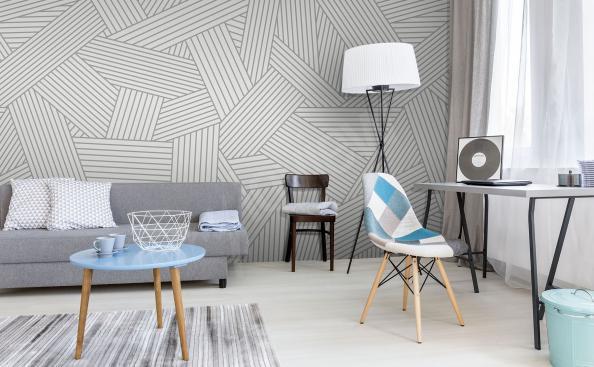 Fototapeta skandinávská do obývacího pokoje