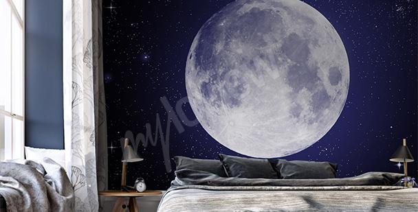 Fototapeta úplněk Měsíce