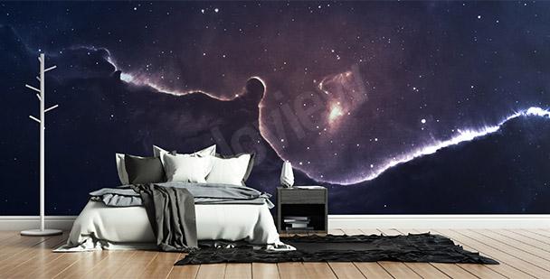 Fototapeta vesmír mlhovina