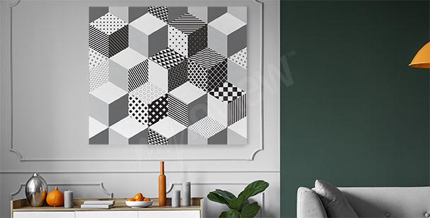 Geometrický obraz 3D