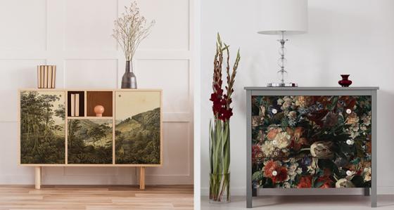 Dekorace na poličky a nejen to – podívejte se, jak bleskurychle vyzdobit svůj interiér