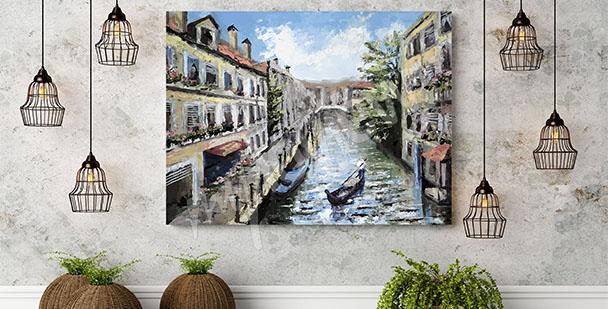 Obraz architektura Benátek