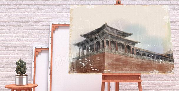 Obraz architektura Číny