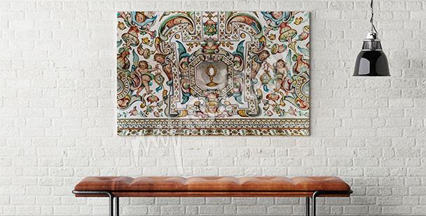 Obraz barokní motiv