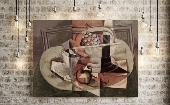 Obraz kubismus Georges Braque