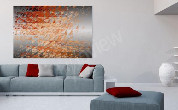 Obraz moderni iluze