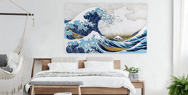 Obraz moře a bouře