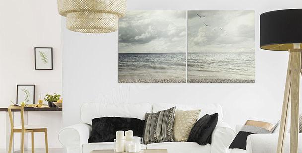 Obraz mořská krajina