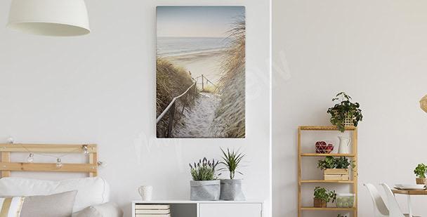 Obraz mořská krajinka