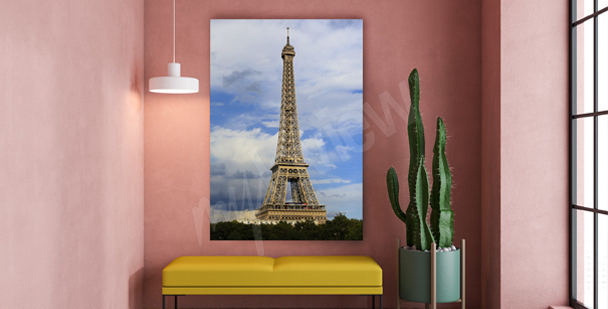 Obraz Paříž do předsíně