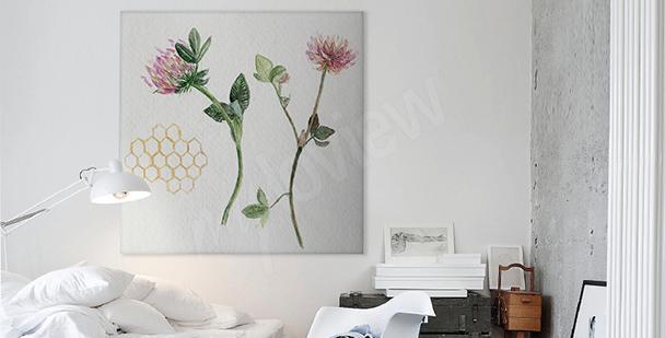 Obraz příroda do ložnice