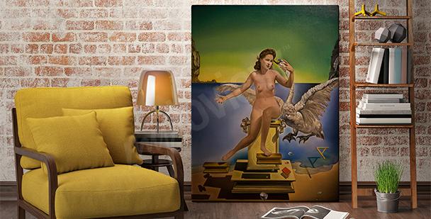 Obraz surrealismus - malířství
