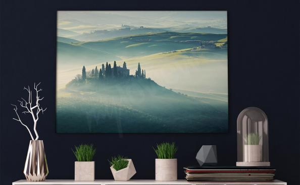 Obraz Toskánsko Itálie
