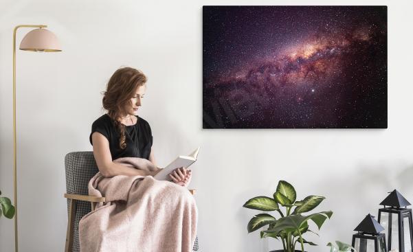 Obraz vesmír - vesmírný prostor