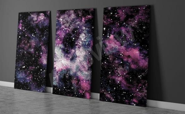 Obraz vesmírná mlhovina