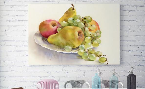 Obraz z ovoce do kuchyně